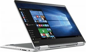 Lenovo Yoga 710 80V4000GUS 2-in-1 14-Inch Touch-Screen Laptop Convertible