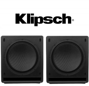 Klipsch SW-112 Subwoofer System - 300 W