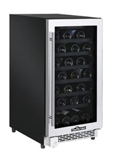 Thorkitchen HWC2405U 40 Bottles 18 Built-in Wine Cooler