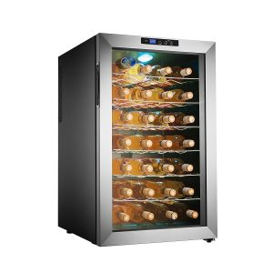 Electro Boss | 28 Bottle Thermoelectic Wine Cooler