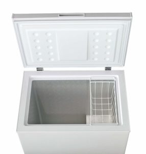Daewoo 5.2 Cu. Ft. Chest Freezer, DCF-050APW