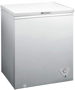 Daewoo - DCF-050APW - 5.2 Cu. Ft. Chest Freezer