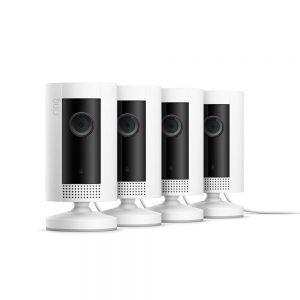 Ring Indoor Cam, Compact Plug-In HD security