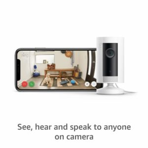Ring Indoor Compact Plug-In HD Security Camera