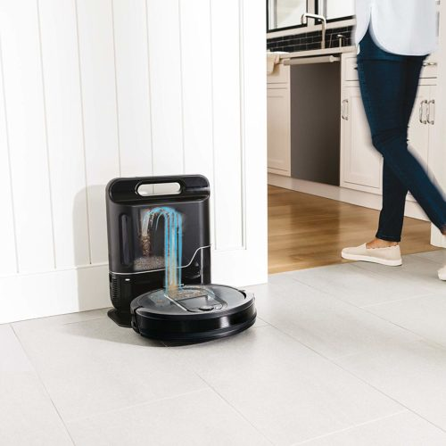 Shark IQ R1001AE with Self-Empty Base, Wi-Fi, Home Mapping Robot Vacuum, Auto Dock Review