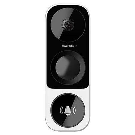 DS-HD1 Hikvision USA Original 3 Megapixel HD WiFi Video Smart Doorbell