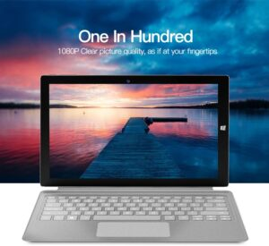 EZpad Full HD Go PC Tablet with Keyboard