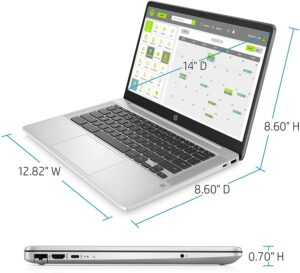 HP Chromebook 14-NA