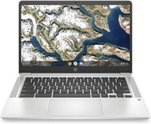 HP Chromebook 14-NA Intel Celeron N4000