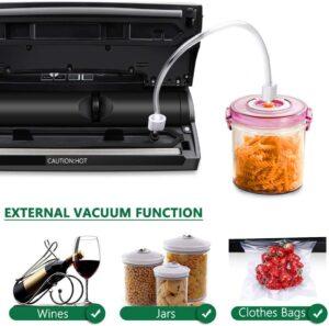 VOSEN Vacuum Sealer External Vacuum