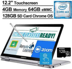 samsung chromebook plus v2 12.2-inch