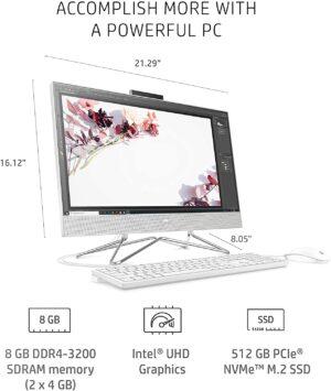 2021 All-in-One Desktop PC, 24-dp1250