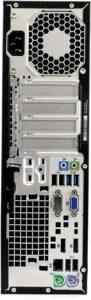 HP 800 G1 PC Desktop Connectivity