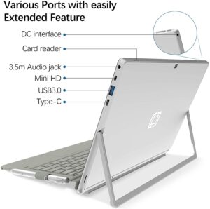Jumper Laptop 12 inch 2K IPS Touch Ports