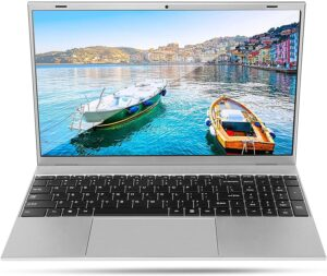 MANJEE 15.6 inch Windows 10 Laptop