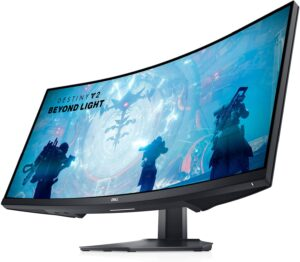 Dell Curved Gaming Monitor 34 Inch